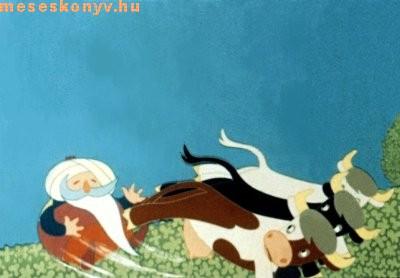 fekete, fehér, tarka, tehén, török, mese